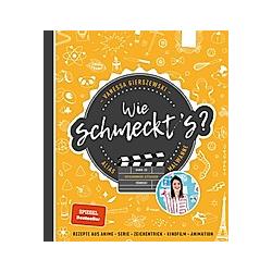 Wie schmeckt's?. Malwanne  - Buch