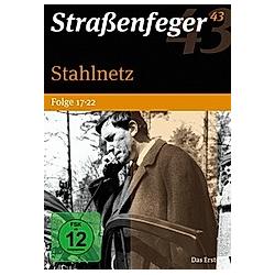 Stahlnetz - Folge 17-22 - DVD  Filme