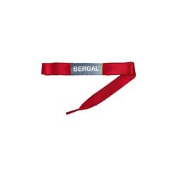 Bergal Schnürsenkel Satinsenkel Flach ca. 15 mm breit rot