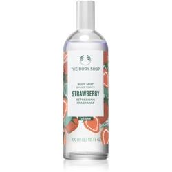 The Body Shop Strawberry Bodyspray für Damen 100 ml