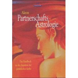 Partnerschafts-Astrologie als Buch von Akron