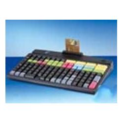 MCI 128 - Programmierbare Kassentastatur, bestückt mit 1er Tasten, USB, schwarz