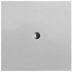 Duravit Quadrat-Duschwanne DURAPLAN bodenbündig 1200 x 1200 x 35 mm weiß
