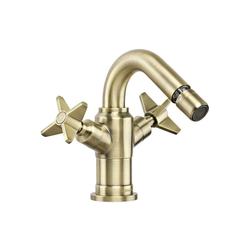Deante Bidetarmatur TEMISTO-30 Bidet-Armatur Messing inkl. Klick-Klack-Ventil, B/H/T: 17,2/15/15 cm
