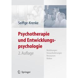 Psychotherapie und Entwicklungspsychologie