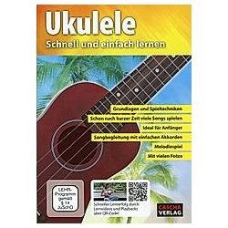 Ukulele - Buch