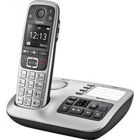 Gigaset Schnurloses Telefon analog E560A Anrufbeantworter, Freisprechen, Optische Anrufsignalisierun