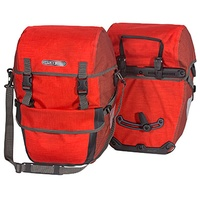 Ortlieb Bike-Packer Plus signal red/dark chili