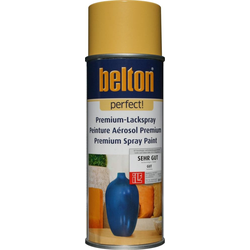 belton perfect Lackspray 400 ml, ocker