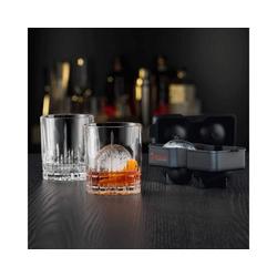 SPIEGELAU Whiskyglas Spiegelau Perfect Ice Ball 3er Set 281/188 Perfect