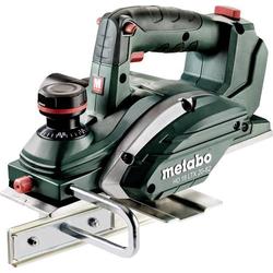 Metabo Akku-Hobel inkl. Koffer Hobel-Breite: 82mm 18V HO 18 LTX 20-82 Falztiefe (max.): 9mm