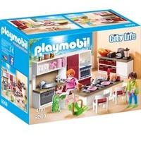 Playmobil City Life Große Familienküche (9269)