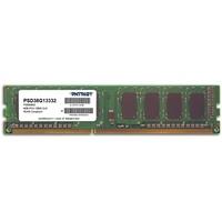 Patriot Signature Line 8GB DDR3 PC3-10600 CL9 (PSD38G13332)