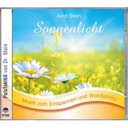 Sonnenlicht. CD als Hörbuch CD von Arnd Stein