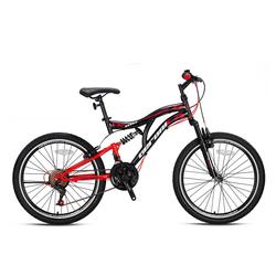 Toys Store Jugendfahrrad 20 Zoll Fahrrad Fully 21GANG 20