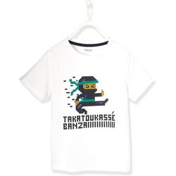 vertbaudet T-Shirt T-Shirt für Jungen 128