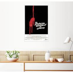 Posterlounge Wandbild, American Werewolf 61 cm x 91 cm