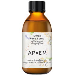 APoEM Detox Face Scrub 150 ml