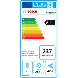 Bosch Serie 6 GSN36AI3P silber