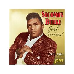 Solomon Burke - Soul Arrives (CD)
