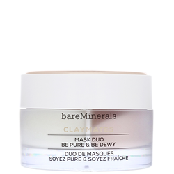 Masks ClayMates Maske Duo Be Pure & Be Dewy 58g