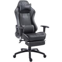 Clp Drift XL mit Fußablage schwarz/grau