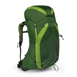 Osprey - Exos 58  Tunnel Green - Rucksack - Größe: L