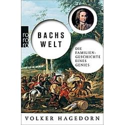 Bachs Welt. Volker Hagedorn  - Buch