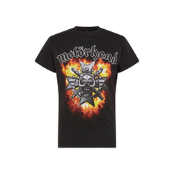 MisterTee T-Shirt Motörhead Bad Magic (1-tlg) XS