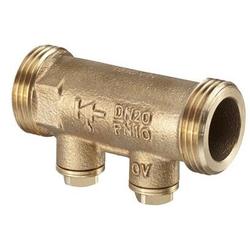 OV Rückflussverhinderer Aquastrom R AG/AG 2 x flachdichtend DN 32 G 1 1/2Z