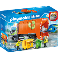Playmobil City Life Müllfahrzeug (70200)