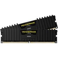 Corsair Vengeance LPX schwarz 16GB Kit DDR4 PC4-21300 (CMK16GX4M2A2666C16)