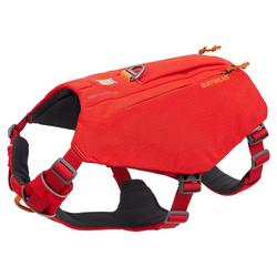 Ruffwear Hundegeschirr Switchbak™ Harness Red Sumac