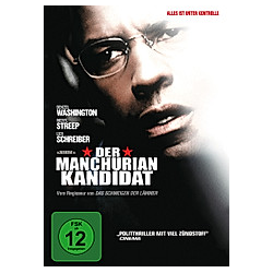 Der Manchurian Kandidat - DVD  Filme