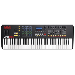 Akai MPK-261 USB/Midi Controller Keyboard