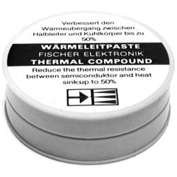 Fischer Elektronik Wärmeleitpaste WLP 4 silikonhaltig 4 g