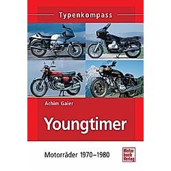 Youngtimer. Achim Gaier  - Buch