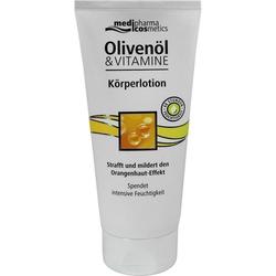 Olivenöl & Vitamine Körperlotion