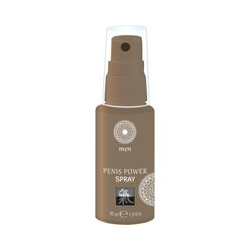 "Creme ""Shiatsu Penis Power Spray"", 30 ml"