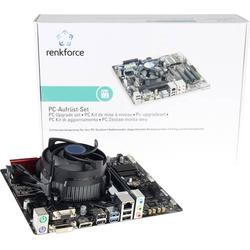 Renkforce PC Tuning-Kit Intel® Core™ i3 I3-9100F (4 x 3.6GHz) 8GB keine Grafikkarte Micro-ATX