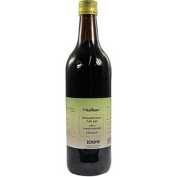 HOLUNDERBEER SAFT pur Vitalhaus 750 ml