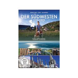 Der Südwesten von oben - Menschen – Orte Bauwerke DVD