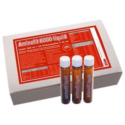 AMINOFIT 8.000 Liquid Ampullen 20 St