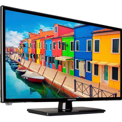 Medion® MD 21633 LIFE® E12443 LCD-LED Fernseher (59,9 cm/23,6 Zoll, Full HD, mit DVD Player)
