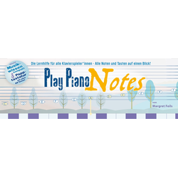 Play Piano Notes