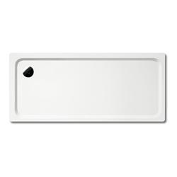 Kaldewei Superplan XXL Duschwanne 80 × 180 × 4,7 cm… weiß alpin