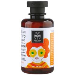 Apivita Kids Tangerine & Honey Shampoo & Duschgel 2 in 1 für Kinder 250 ml