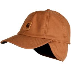 Fitted Cap Stretch Fitted Ear-Flap Cap L
