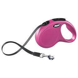 flexi New Classic Compact Gurtleine pink, Größe: S