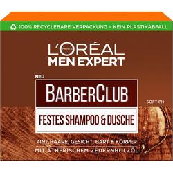 L'ORÉAL PARIS MEN EXPERT Haarshampoo Barber Club Festes Shampoo